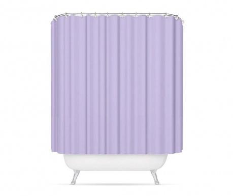 Zasłona prysznicowa Purple Ioner 180x200 cm