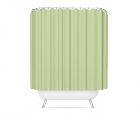 Zasłona prysznicowa Green Ioner 180x200 cm
