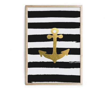 Slika Anchor Stripes 40x60 cm