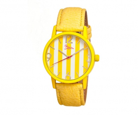 Dámské hodinky Boum Gateau Yellow