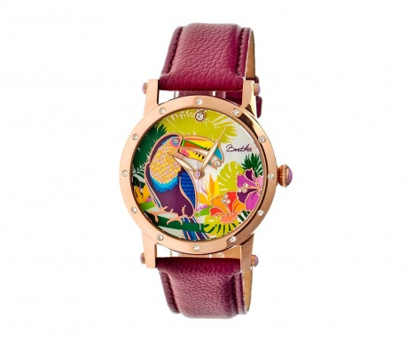 Dámske hodinky Bertha Gisele Purple
