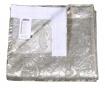 Závěs Acanthus Silvery 140x270 cm