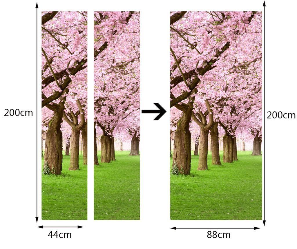 Sticker de usa Blossom Flowers Tree