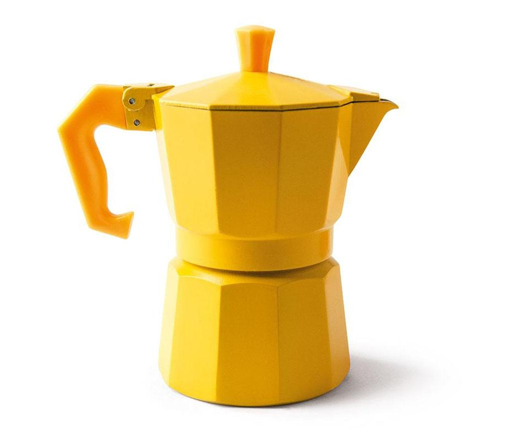 Cafetiera Chicco Yellow - Excelsa, Galben & Auriu