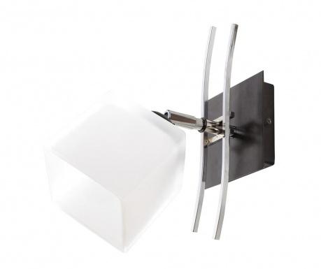 Zidna svjetiljka Magnolia Brown White