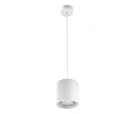 Závesná lampa Roda White