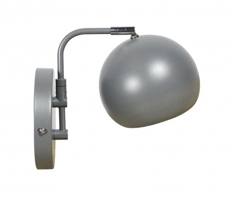 Nástenná lampa Orbit Grey