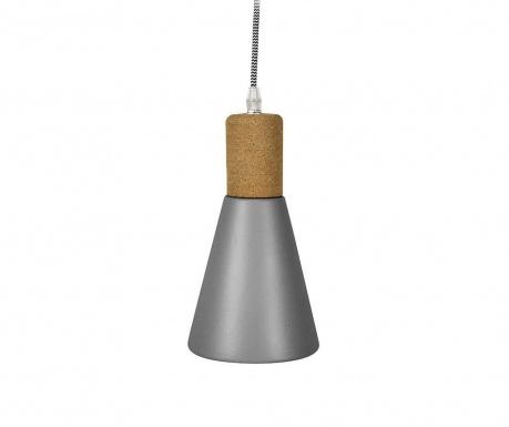 Závěsná lampa Fergus Grey