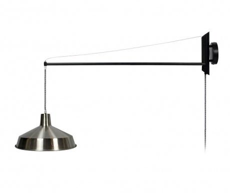 Zidna svjetiljka Becket Silver