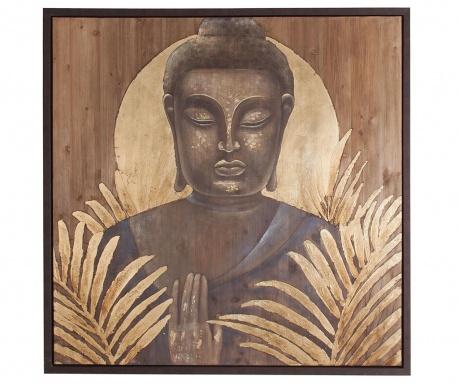 Tablou Buddha 127x127 cm