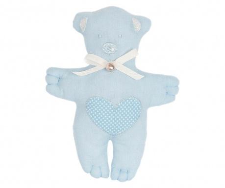 Jucarie de plus Teddybear Heart Blue