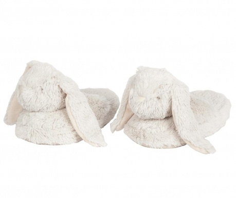 Rabbit Pouf Házipapucs 28