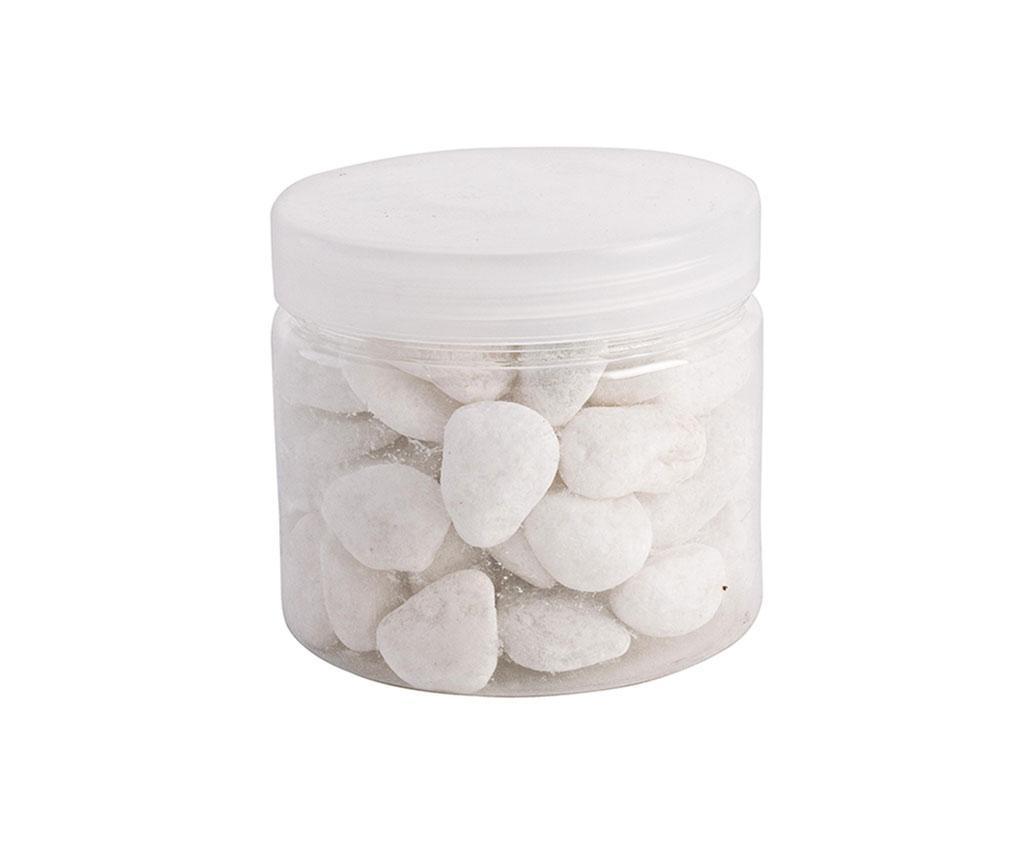 Pietre decorative Selene Bianco 1 kg