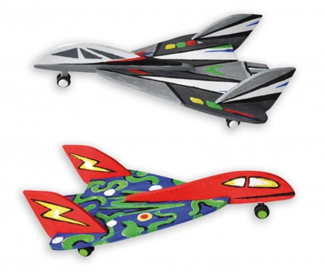 Gra kreatywna 3D Airplanes