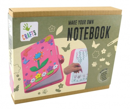 Kreativni set Notebook