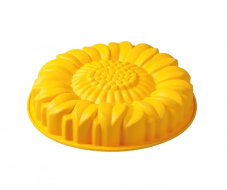 Forma de copt Sunflower