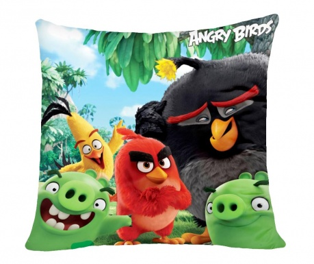 Fata de perna Angry Birds Movie 40x40 cm
