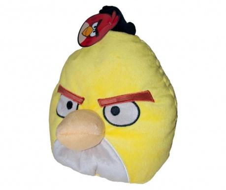 Dekorační polštář Angry Birds Plush Yellow 25x34 cm