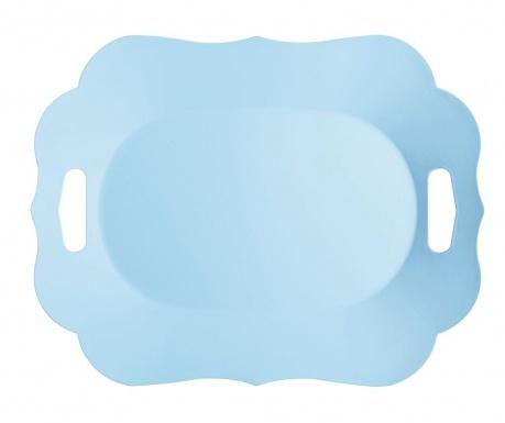 Поднос за сервиране Pastel Blue