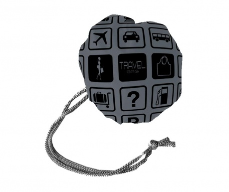 Cestovní sáček Dark Grey