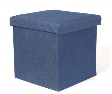 Sklopivi tabure Yordle Dark Blue