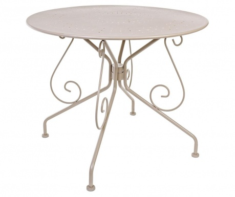 Table Etienne Taupe