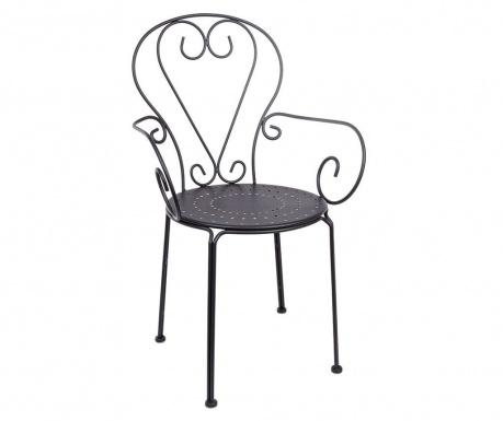 Krzesło Etienne Grey