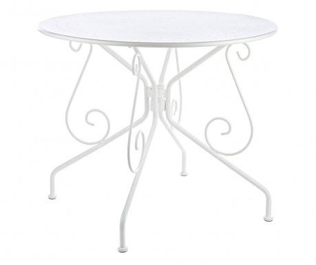 Table Etienne White
