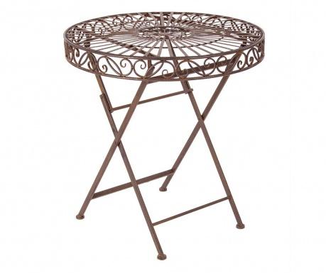 Składany stół zewnętrzny Melanie