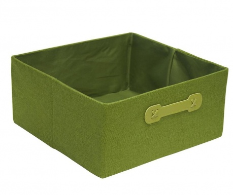 Storage box Rab Half Cube Green