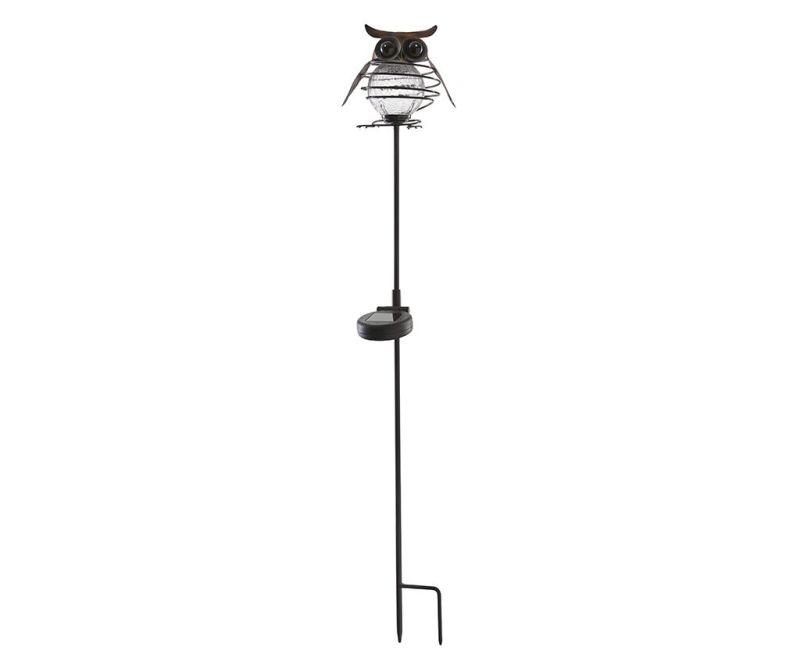 Solarna svetilka Owl Stick