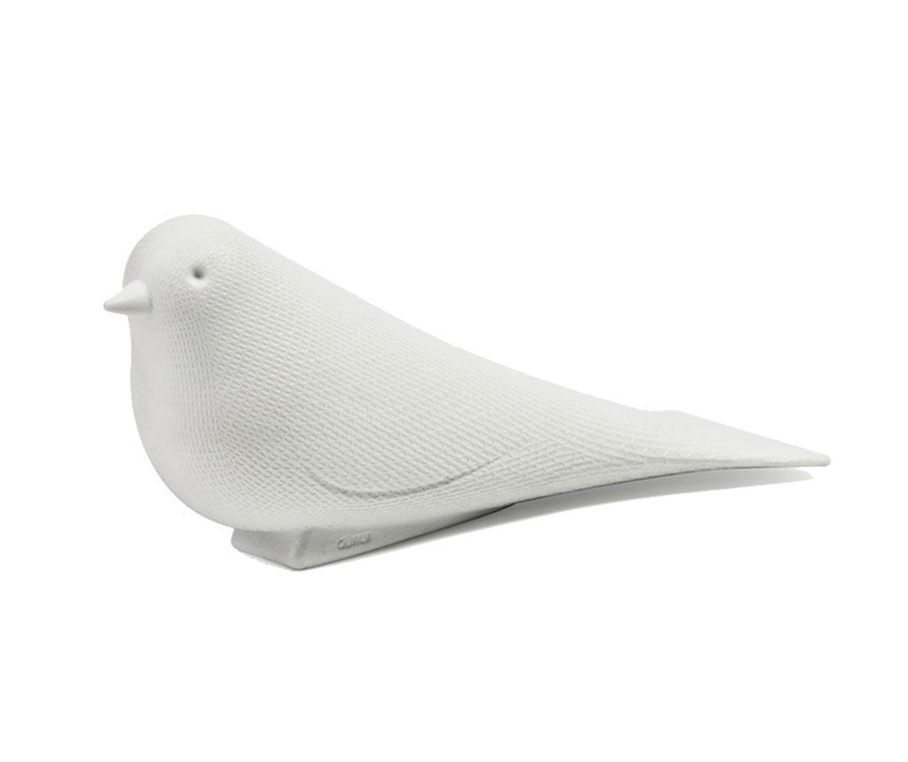 Opritor de usa Dove White - Qualy, Alb