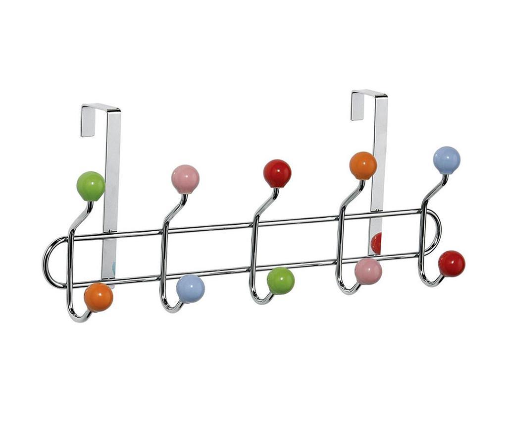 Cuier pentru usa Bumby Color - Premier, Multicolor