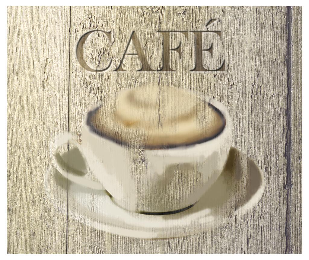 Protectie Antistropire Pentru Aragaz Cafe - Wenko, Gri & Argintiu