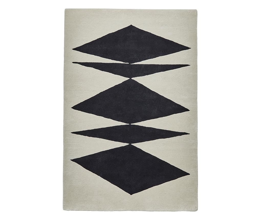 Covor Inaluxe Crystal Palace 150x230 Cm - Think Rugs, Crem