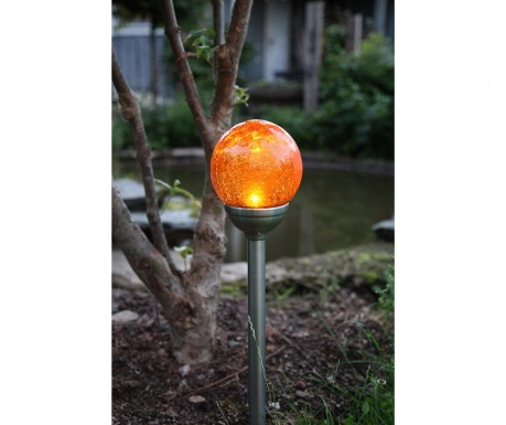 Соларна лампа Roma Style