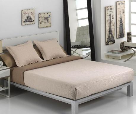 Zestaw pikowany na łóżko King Alma Beige Extra