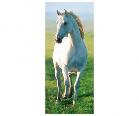 Тапет за врата White Horse 86x200 см