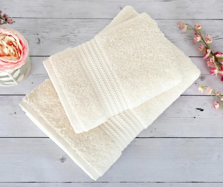 Kupaonski ručnik Egypt Ecru