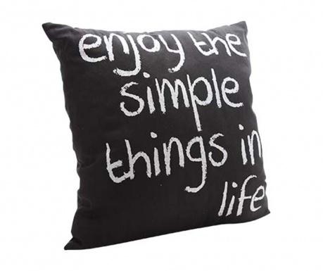 Декоративна възглавница Simple Things 45x45 см