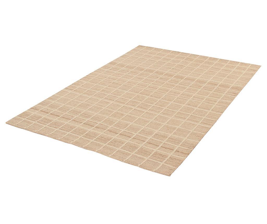 Tepih Kilim Box Ivory 200x300 cm