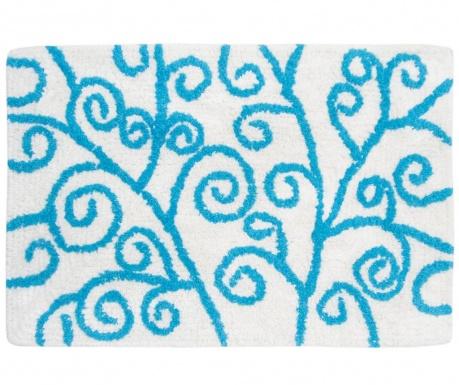 Kupaonski tepih Curls Blue 40x60 cm