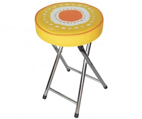 Sklopivi stolčić Suns Orange