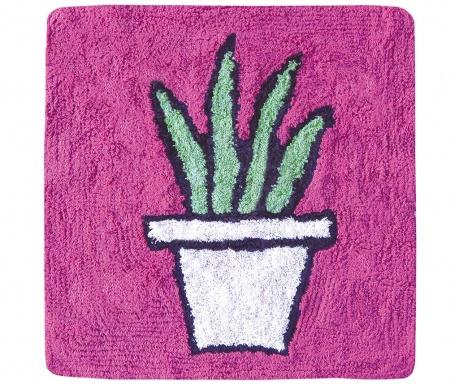 Kupaonski tepih Plant on Violet 55x55 cm