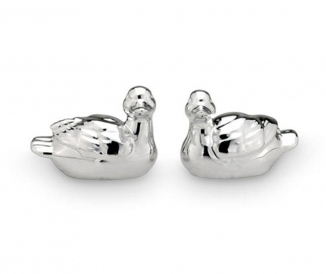 Set 2 decoratiuni Duck Pair