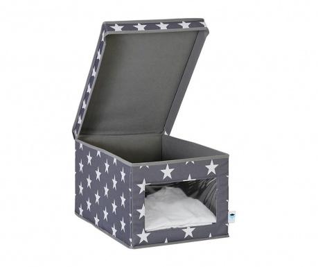 Cutie cu capac pentru depozitare Stars Flap