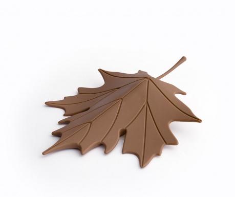 Zaustavljalnik vrat Leaf Brown