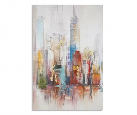 Tablou Rush City 60x90 cm