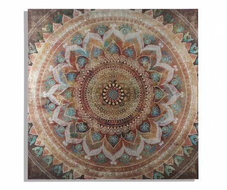 Tablou Mandala 90x90 cm