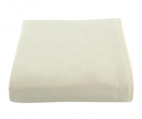 Prekrivač Pique Dante Cream 220x260 cm